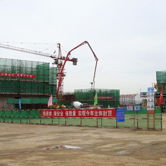 安庆林语堂三期项目工程